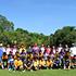 ブラジルサッカー交流の写真