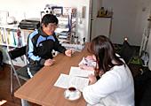 武蔵大学人文学部の学生の方とサッカーと異文化コミュニケーション論